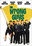 The Wrong Guys - movie DVD cover picture