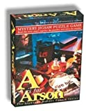 A is For Arson Jigsaw Puzzle