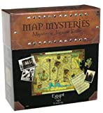 Egypt-Map Mystery Puzzle (1,000 pc) - Mystery Game