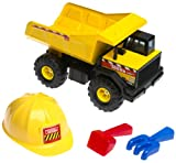 Tonka Mighty Dump with Construction Helmet