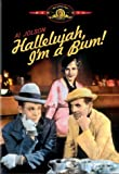 Hallelujah I'm a Bum - movie DVD cover picture