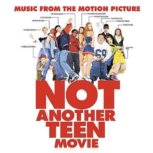 CD-Cover: Marilyn Manson - Not Another Teen Movie