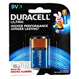 Duracell Ultra 9 Volt