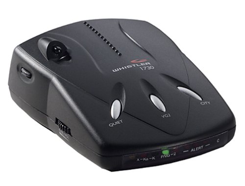 Escort Passport 8500 X50 Radar/Laser Detector (Red Display) at