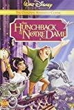 The Hunchback of Notre Dame - movie DVD cover picture