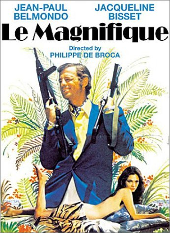 Le Magnifique / The Magnificent One / Великолепный (1973)