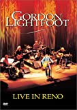 Gordon Lightfoot - Live in Reno - movie DVD cover picture