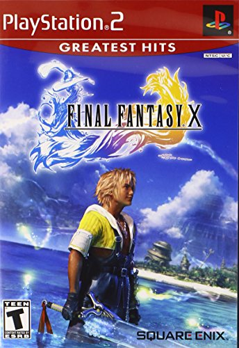 Final   Fantasy   X:SQUARE ENIX USA INC.Platform:    PlayStation2