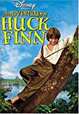 The Adventures of Huck Finn - movie DVD cover picture