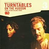 Cubierta del álbum de Turntables on the Hudson, Volume 3