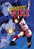 Princess Nine - Double Header (Vol. 2) - movie DVD cover picture