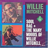 Skivomslag för Soul Bag/The Many Moods of Willie Mitchell