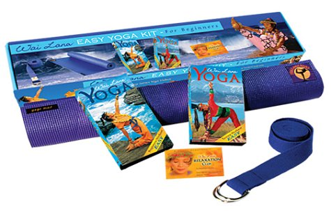 Wai Lana Yoga: Easy Yoga Kit VHS