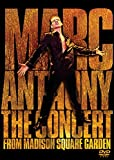 Marc Anthony - The Concert from Madison Square Garden - movie DVD cover picture