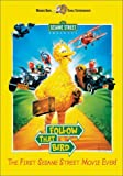 Sesame Street Presents - Follow that Bird - movie DVD cover picture