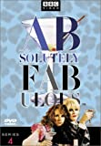 Absolutely Fabulous - Complete Series 4 - movie DVD cover picture