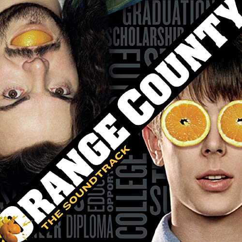 Orange County soundtrack