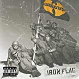 Album cover for Wu Tang Iron Flag