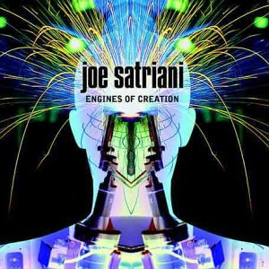 Joe Satriani - Engines Of Creation [UK] - Zortam Music