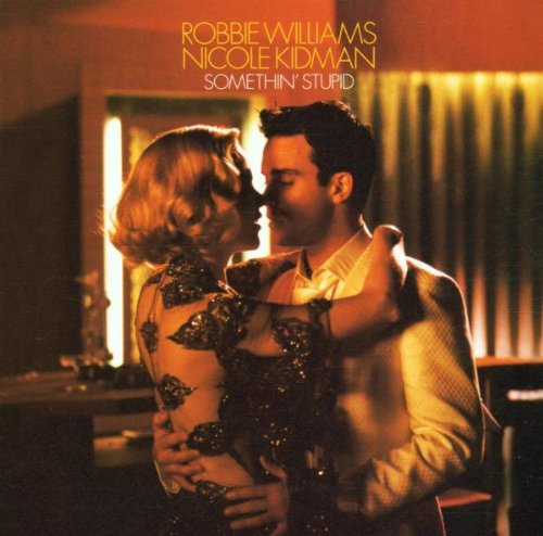 Robbie Williams & Nicole Kidman - Something Stupid CD Single