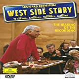 "Leonard Bernstein Conducts ""West Side Story"" - movie DVD cover picture"