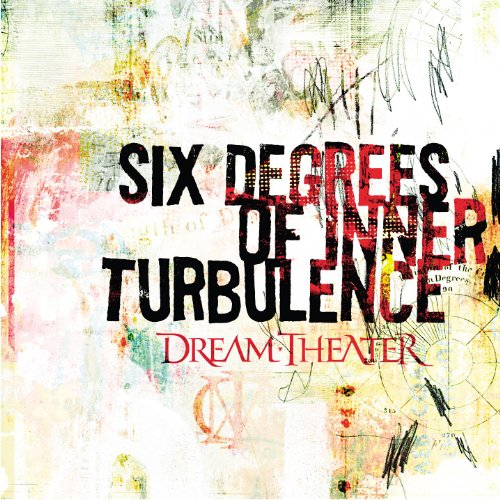 Cover von Six Degrees of Inner Turbulence (CD2)