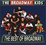 Album cover for Best of Broadway