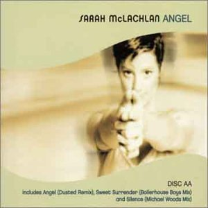 Angel [Sweden CD Single]
