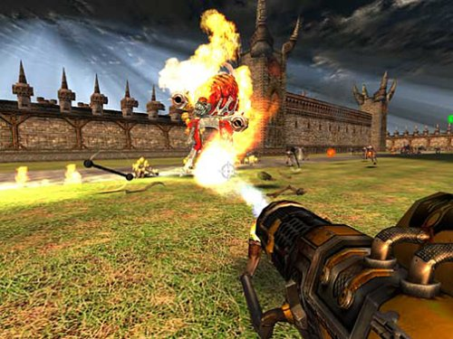ميقا Serious Sam: Second Encounter