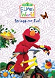Elmo's World - Springtime Fun - movie DVD cover picture