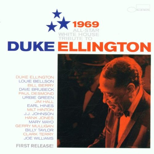 1969: All-Star White House Tribute to Duke Ellington