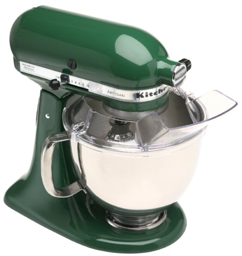 KitchenAid KSM150PSGN Artisan Series 5-Quart Mixer, Empire Green (Kitchen)