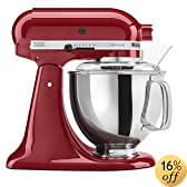 KitchenAid KSM150PSAC Artisan Series 5-Quart Mixer