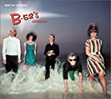 Pochette de l'album pour Nude on the Moon: The B-52's Anthology (Phase 2)