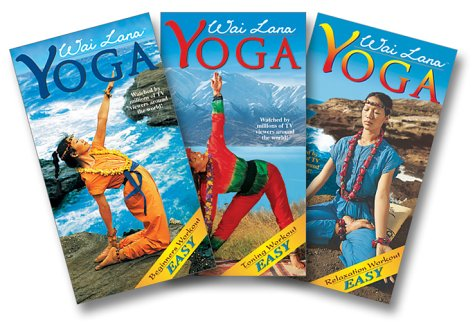Wai Lana Yoga: Easy Series (2002) VHS