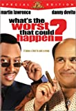 Buy What's the Worst That Could Happen DVD at Amazon.com