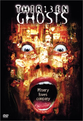 Thir13en Ghosts / 13 Привидений (2001)