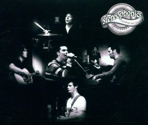 CD-Cover: Stereophonics - Handbags and Gladrags