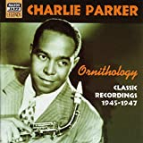 Cubierta del álbum de Ultimate Legends: Charlie Parker