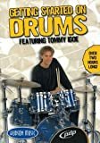 Getting Started on Drums Featuring Tommy Igoe DVD - Setting Up / Start Playing - movie DVD cover picture