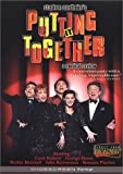 Stephen Sondheim's Putting It Together - A Musical Review - movie DVD cover picture