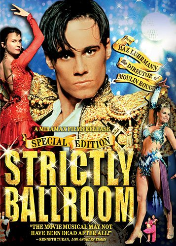 Strictly Ballroom cover