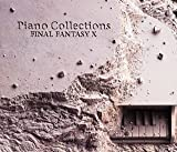Pochette de l'album pour Final Fantasy X: Piano Collections
