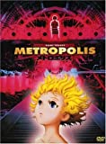 Metropolis - movie DVD cover picture