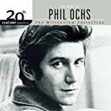 Capa do álbum 20th Century Masters: Best Of Phil Ochs
