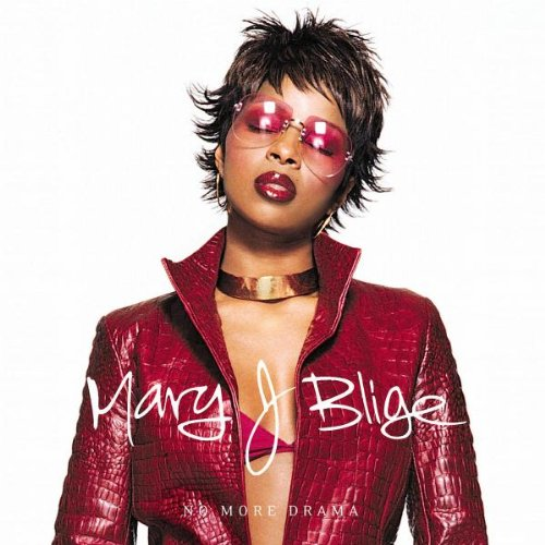 Original album cover of No More Drama by Mary J Blige