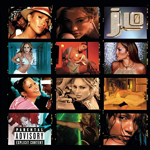 Original album cover of J to tha L-O! The Remixes by Jennifer Lopez