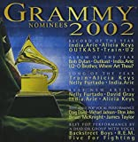 Capa do álbum Grammy Nominees 2002