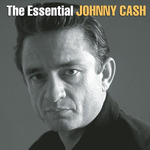 CD-Cover: Johnny Cash - Very Best of Johnny Cash