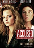 The Accused - movie DVD cover picture